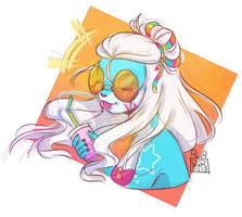 Summer smoothie