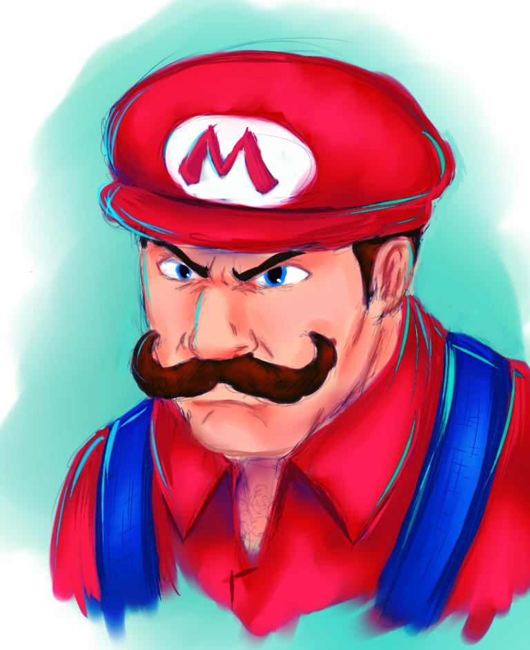 Mario by Kubena