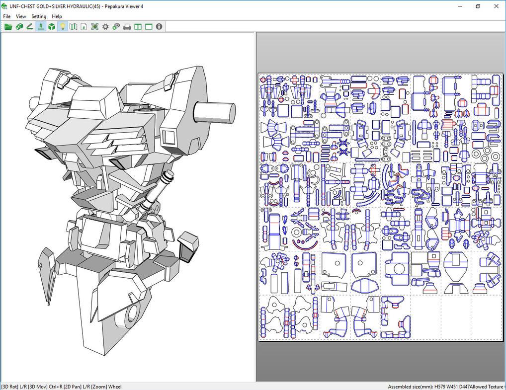 Phase 1 (MBF-P02 Gundam Astray) by AefeN53