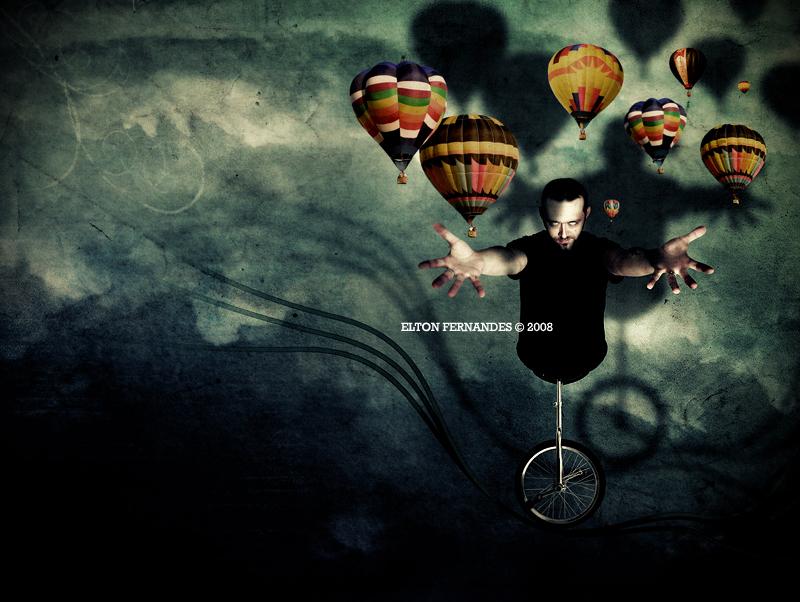 Balloons by EltonFernandes