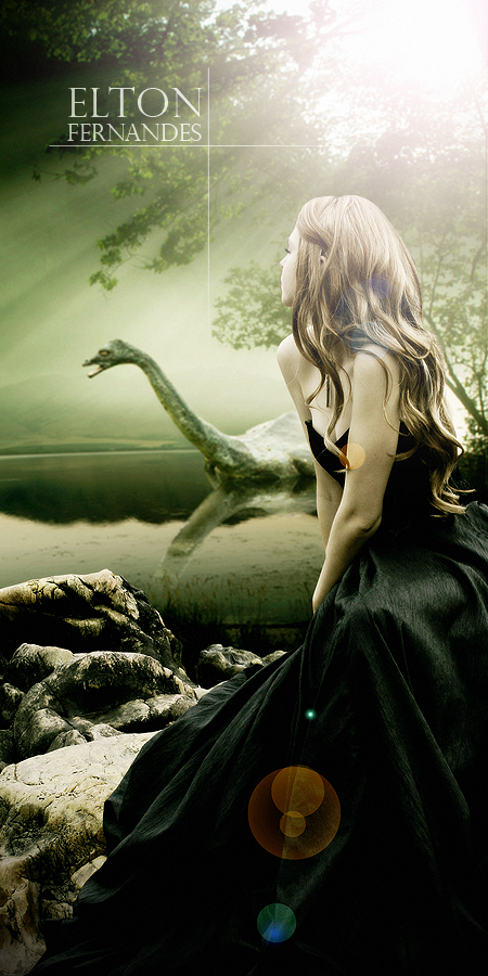 Loch Ness by EltonFernandes