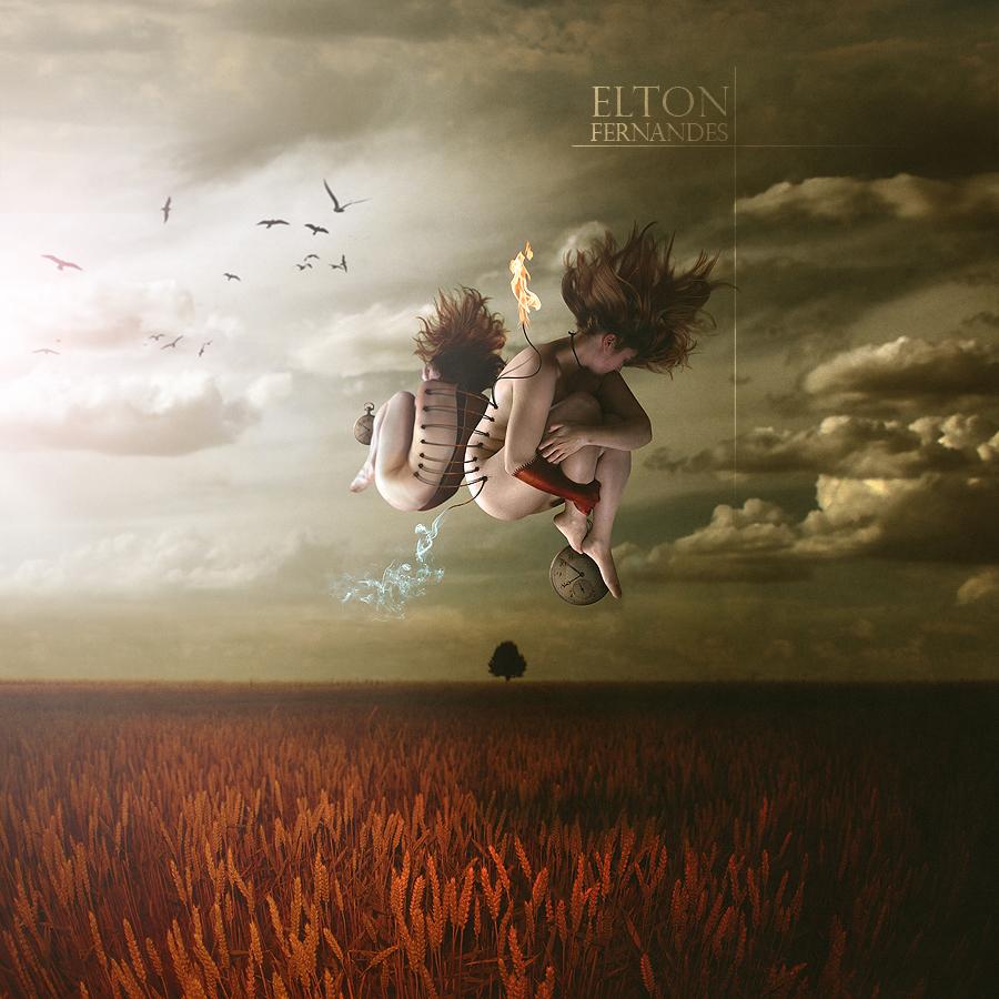 Siamese Dream by EltonFernandes
