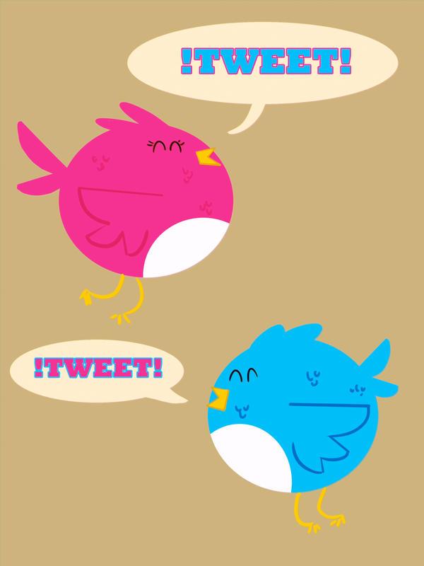::Tweeting:: by shimmyshammy