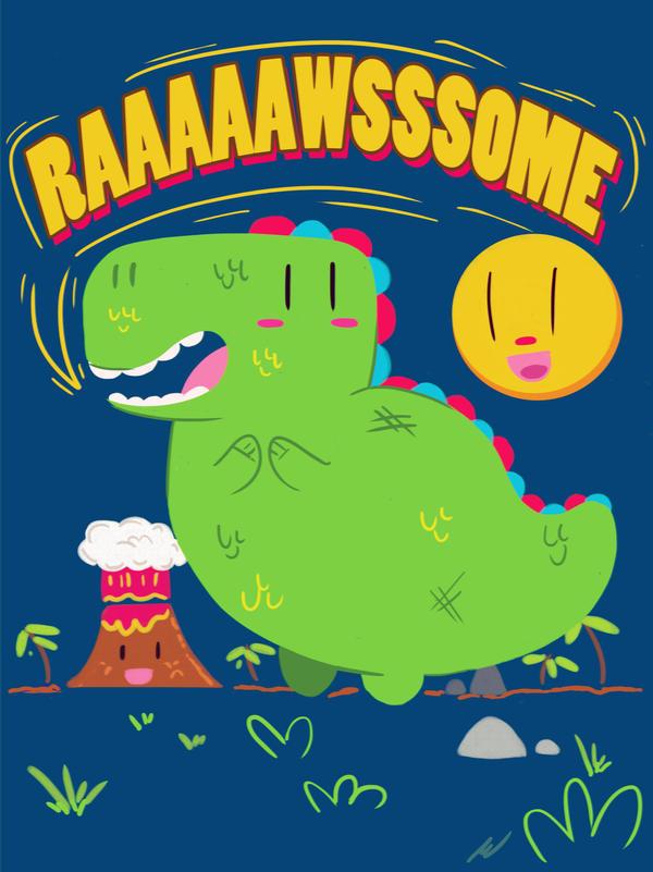 ::Your Raaawsome:: by shimmyshammy