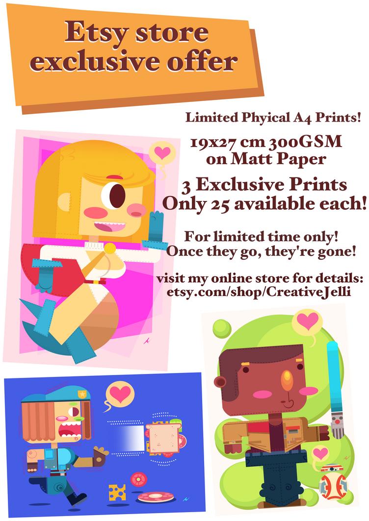 ::Etsy Store Exclusive:: by shimmyshammy