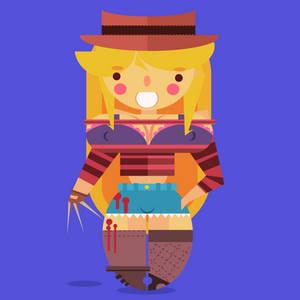::Bishoujo Freddy::