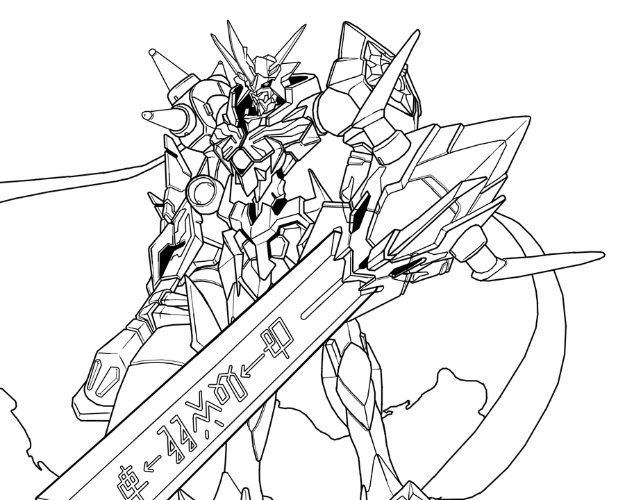 new digimon coloring pages - photo#42