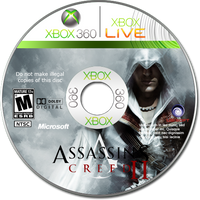 CD Assassin's Creed 2
