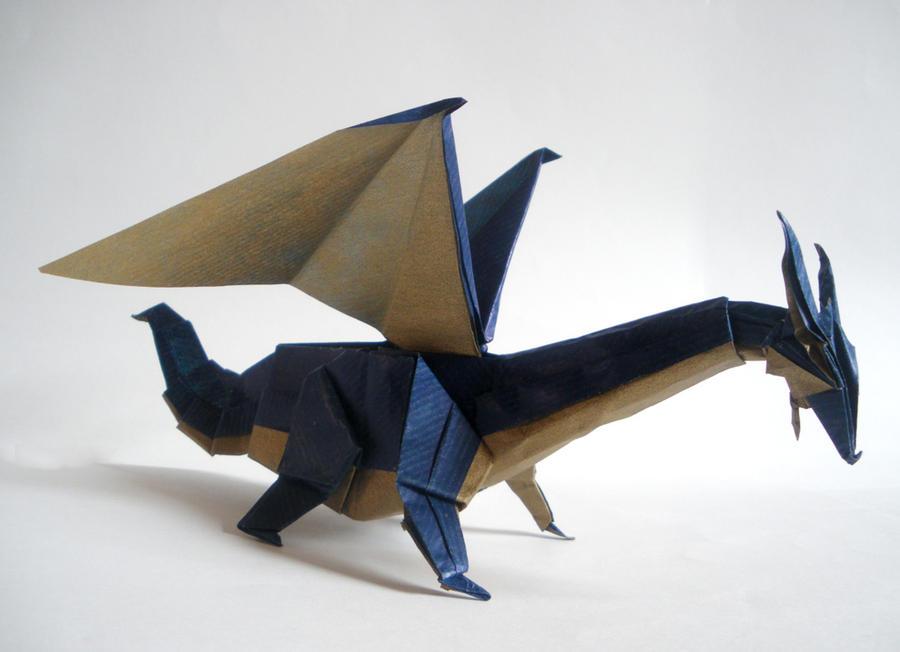 Dragon by alexobond