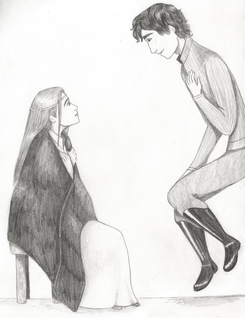 Addie and Rhys by kristenelizabeth73