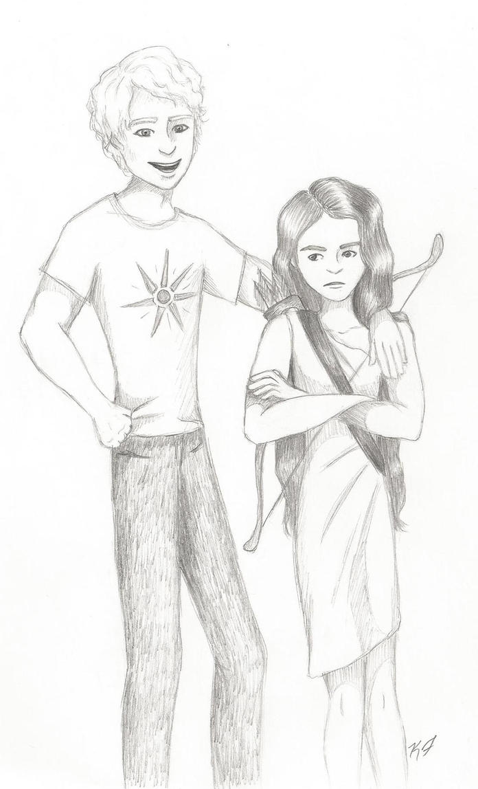 apollo and artemis by kristenelizabeth73 on deviantart