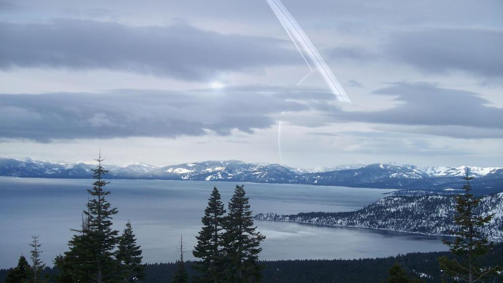 Lake Tahoe by celdaran