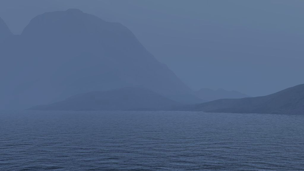 Watery Grey Morning by celdaran