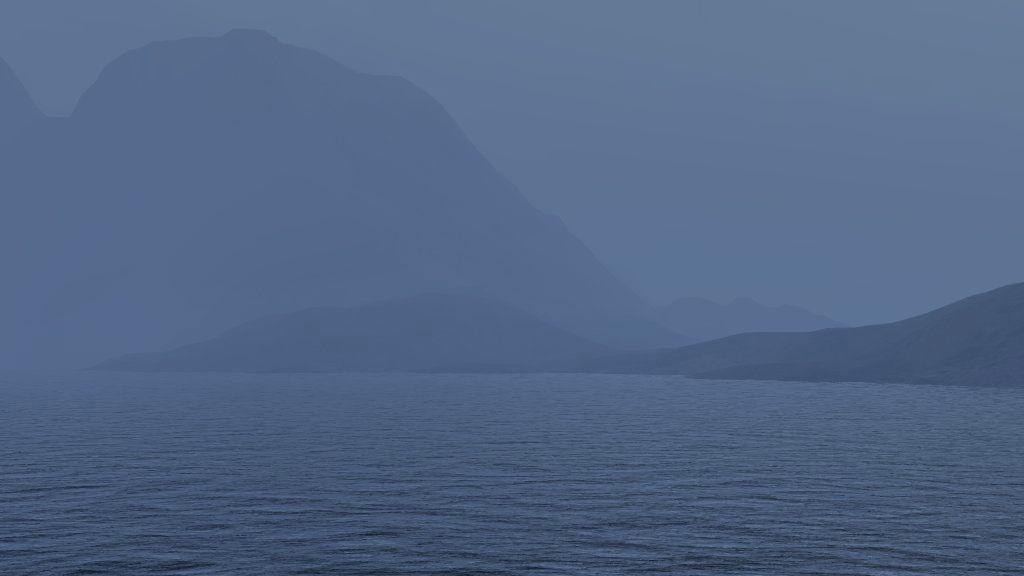 Watery Grey Morning by celdaran