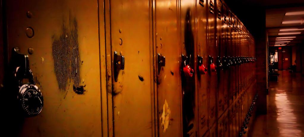 Lockers by celdaran
