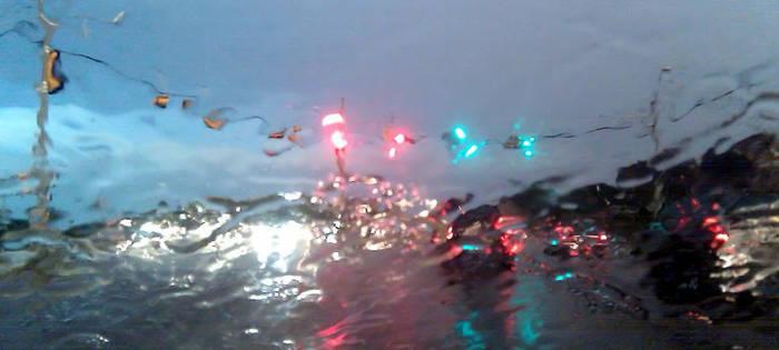 Traffic Light by celdaran