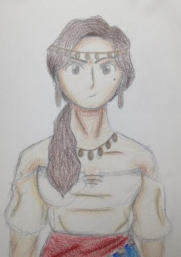 Esmeralda by FrauKarikatur