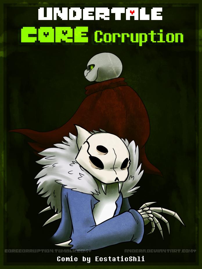 Undertale CORE Corruption Cover by Anocra