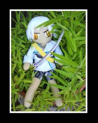 Sarutobi Sasuke Doll by RoterTiger