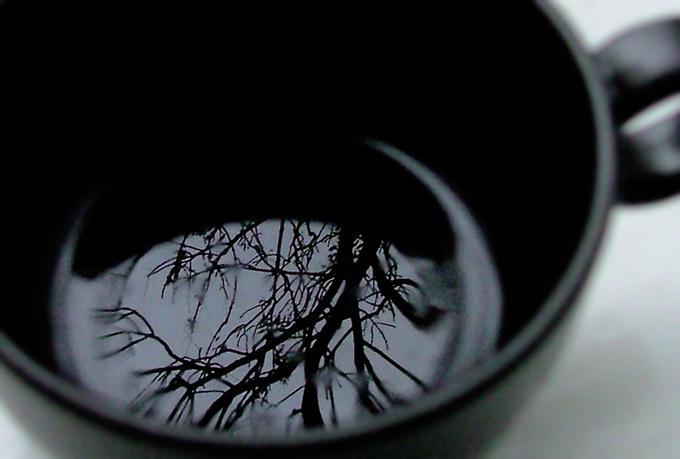 Cup of tea. by sirshark
