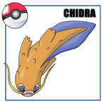 Okano Pokemon - Chidra