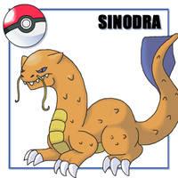 Okano Pokemon - Sinodra by KangasKid