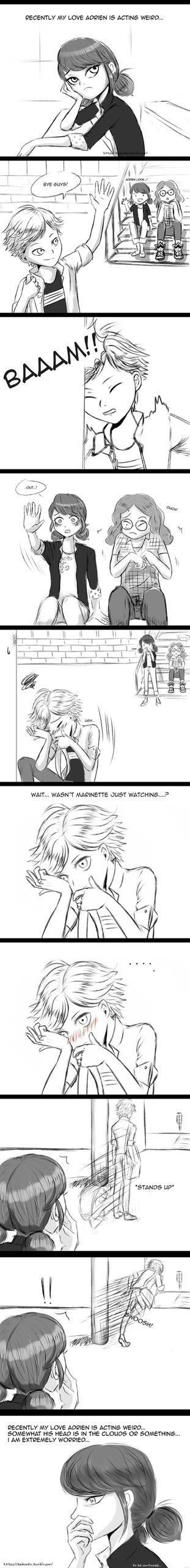 Whats going on Adrien? (Part1) by Asobou4Ulquiorra