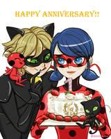 ML: Happy 1st Anniversary! by Asobou4Ulquiorra
