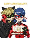 ML: Happy 1st Anniversary!