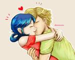 ML: KISS (Adrinette) Colored