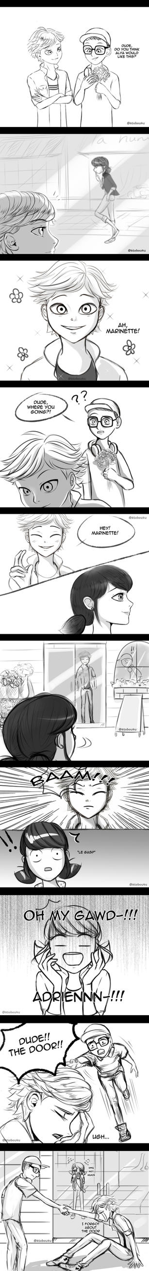 Whats going on Adrien? (Part3) by Asobou4Ulquiorra