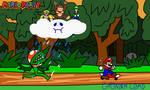 Mario Party 100: The Top 100 - Piranhas Pursuit
