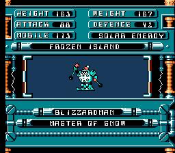 Blizzardman Profile by OldRoger