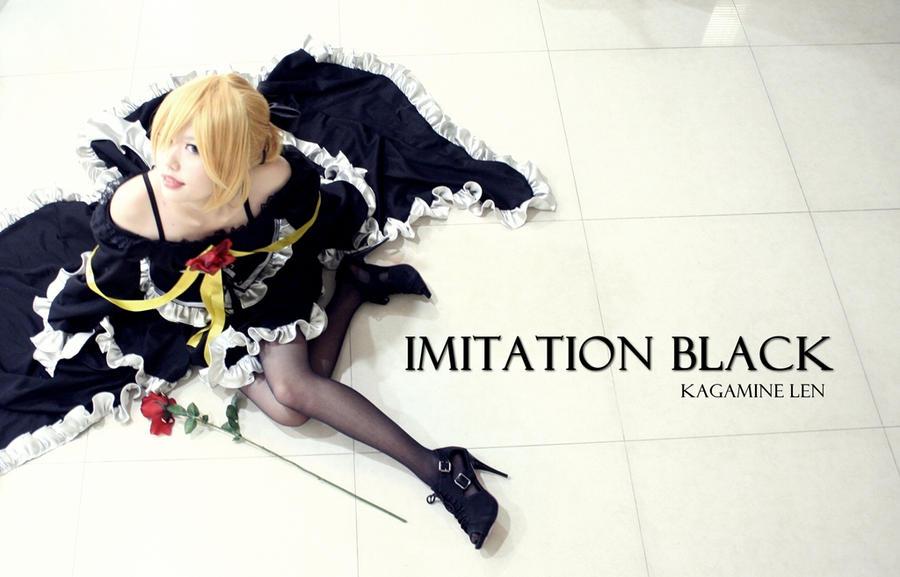 IMITATION BLACK-Len by rayrinaruth