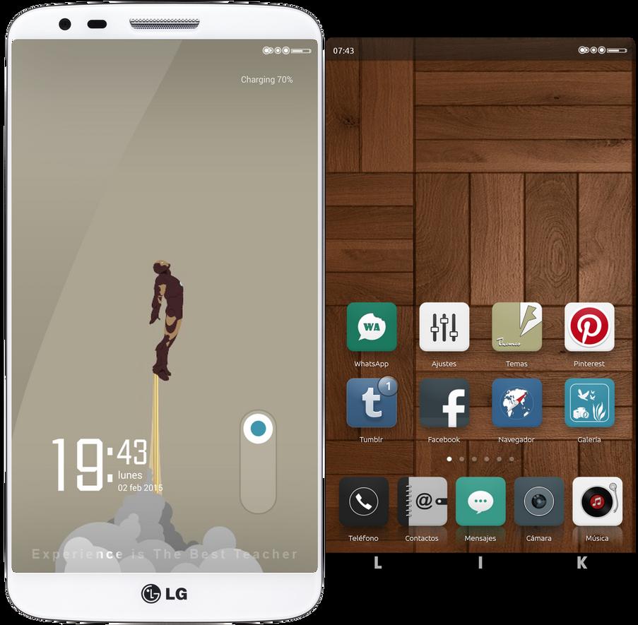 LG G2 2015 by MetalKai