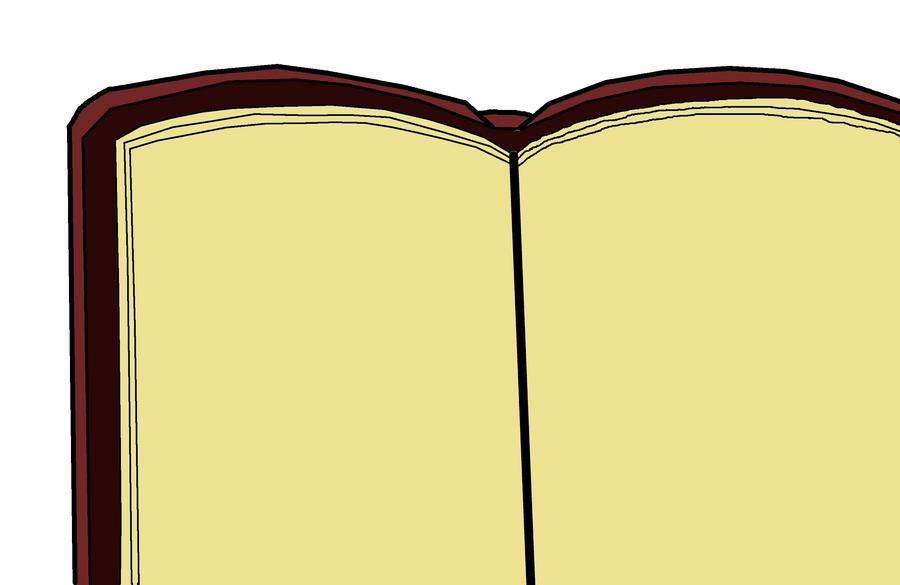Open Book Template by CirrusCloud9 on DeviantArt