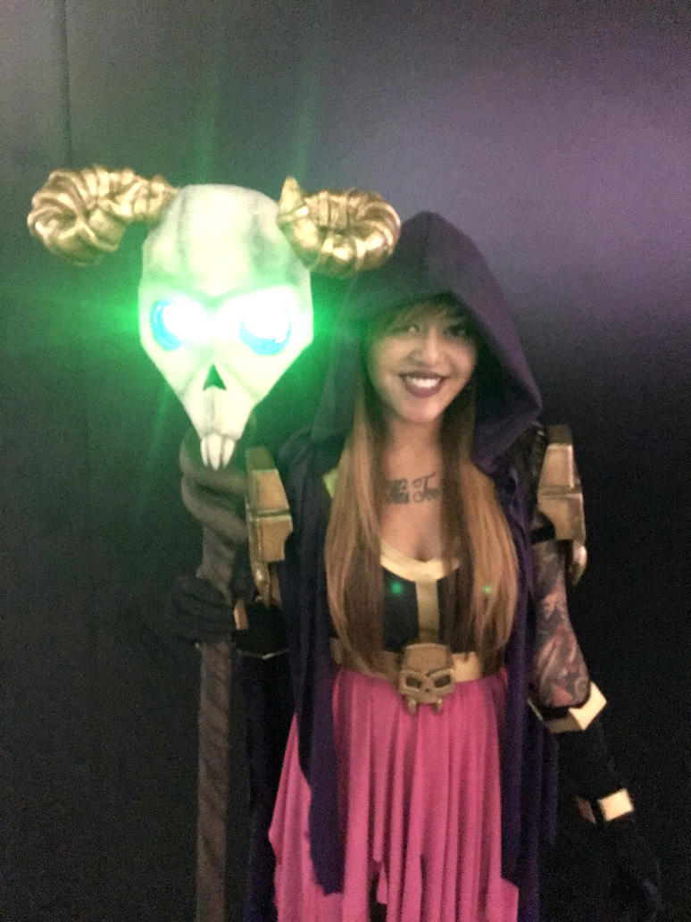 Clash of Clans Witch Cosplay by MissLNGET on DeviantArt