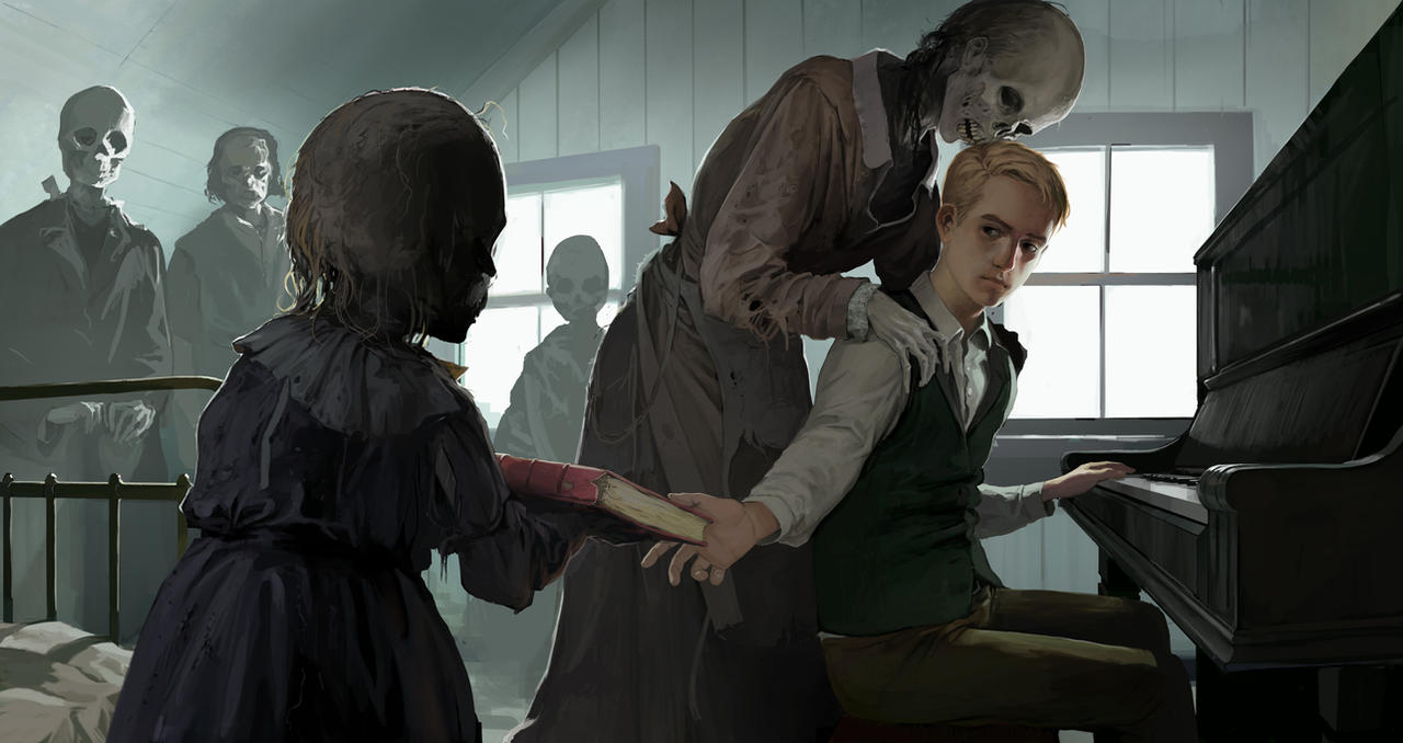 Those Who Play for Ghosts