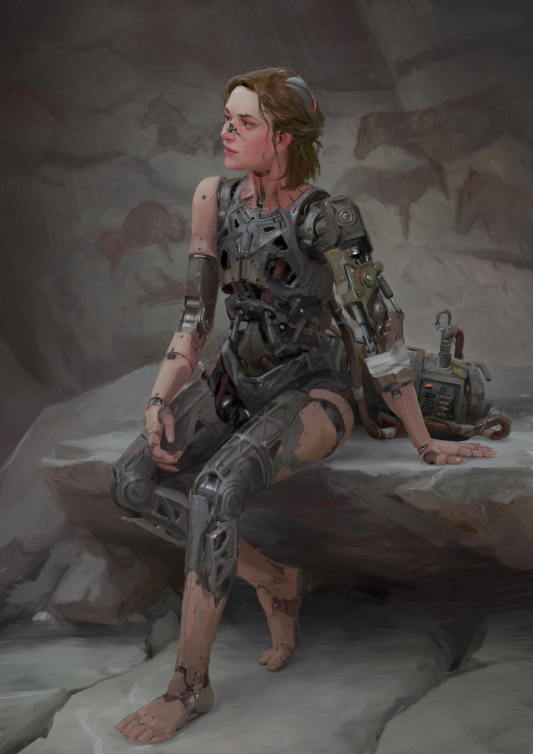 Emma-Bot by TheMichaelMacRae