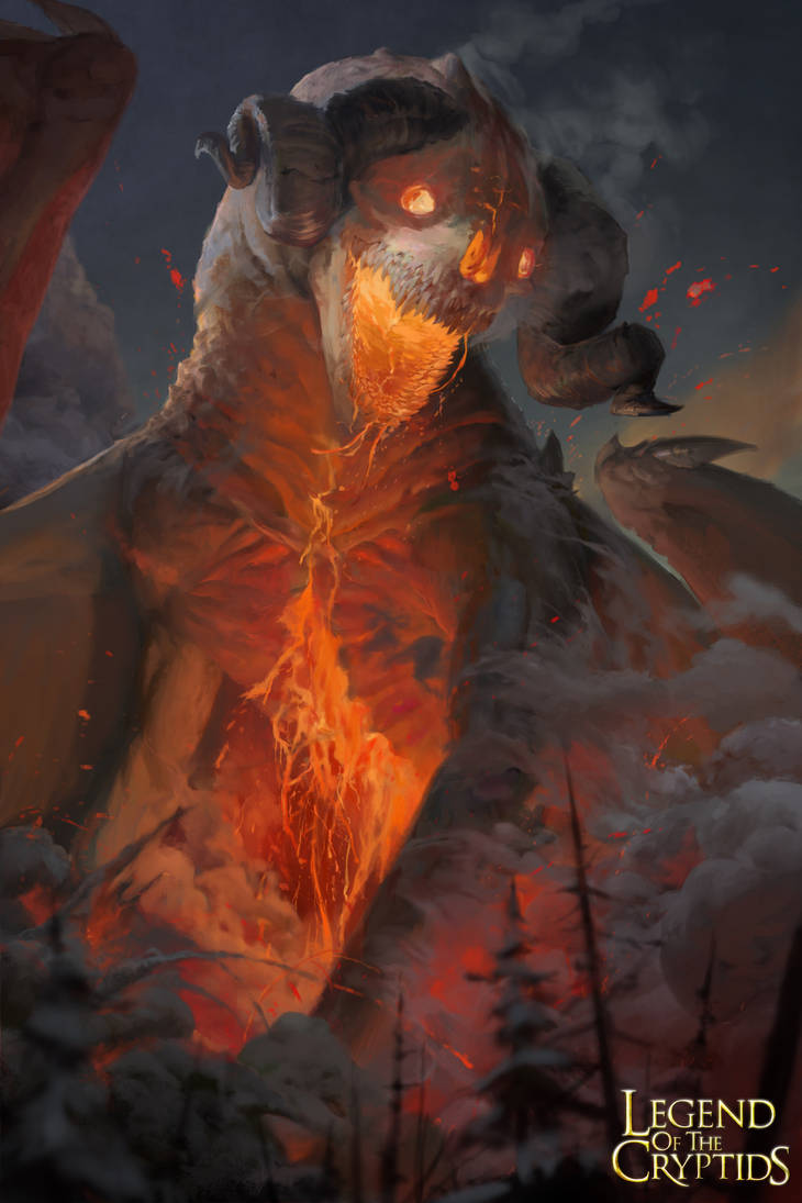 LoC Dragon Adv by TheMichaelMacRae