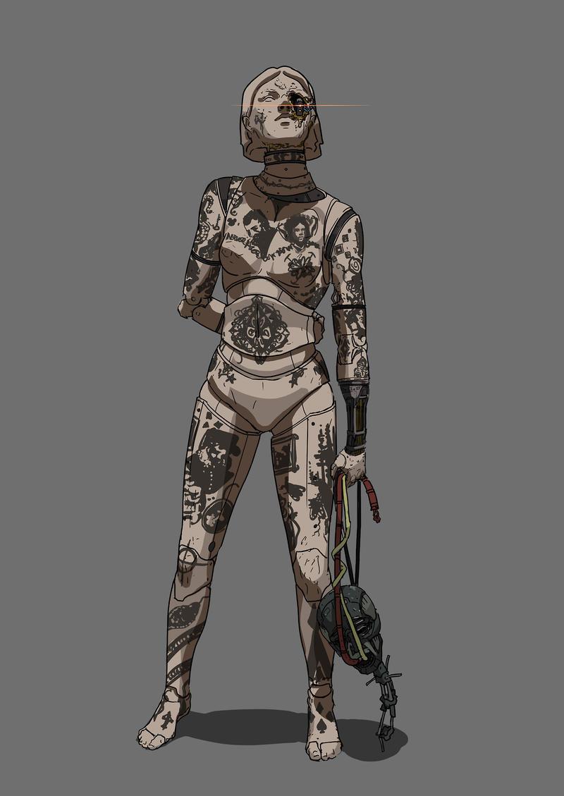 Edge Bot by TheMichaelMacRae