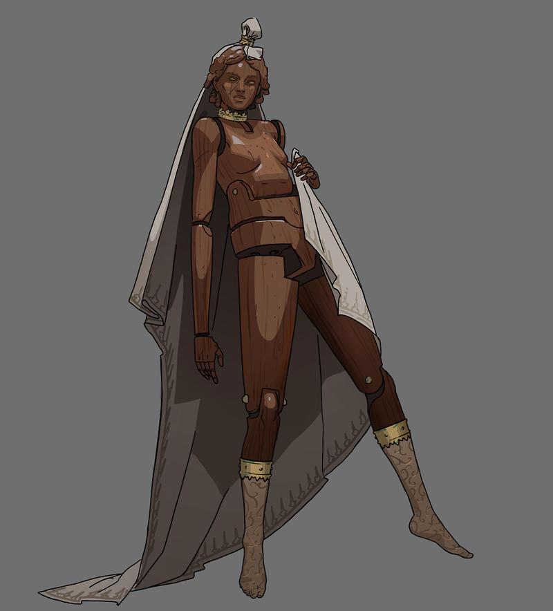 Flightwood Queen
