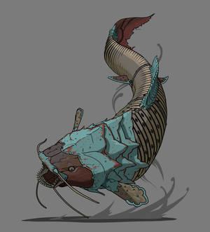Flightwood Fish