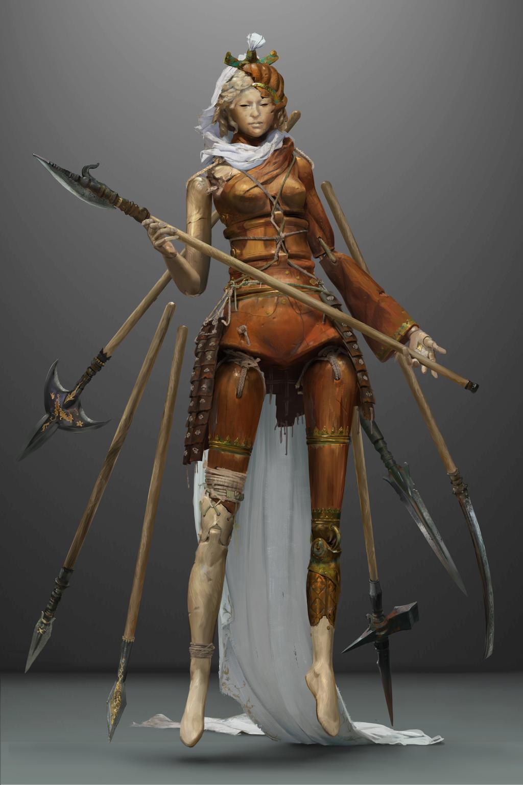 The Flightwood Queen
