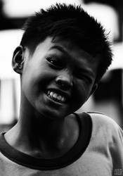 A Smile from Poverty