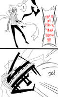 How the Kishin was REALLY Defeated by cookiecreation