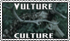 Vulture Culture Stamp by MegaB1tes