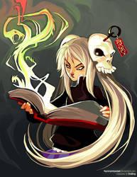 Lilith: Magic Studies by fayrenpickpocket