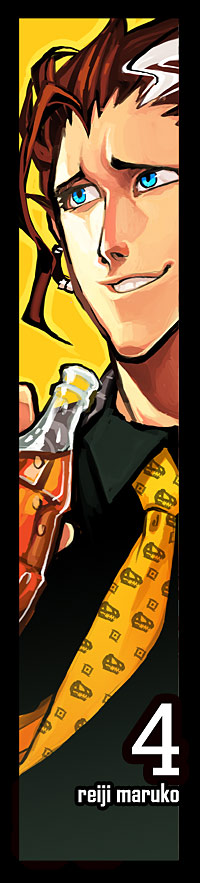 Eyeshield 21: Marco by fayrenpickpocket
