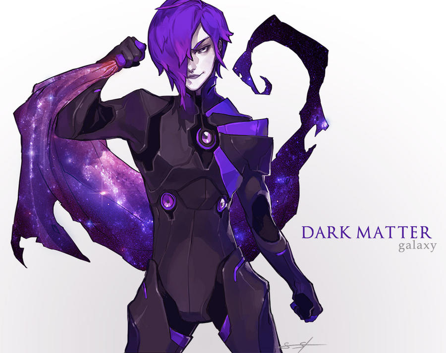 Dark Matter by fayrenpickpocket